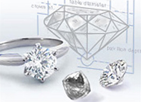 Bespoke Diamond Rings